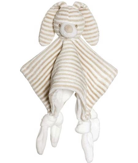 Cotton Cuties nusseklud - Beige m/u navn