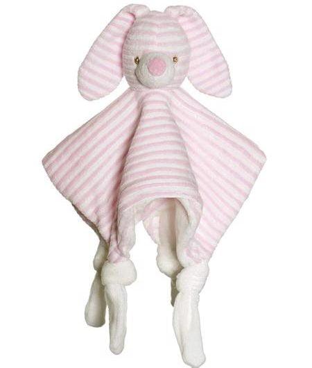 Cotton Cuties nusseklud - Rosa m/u navn