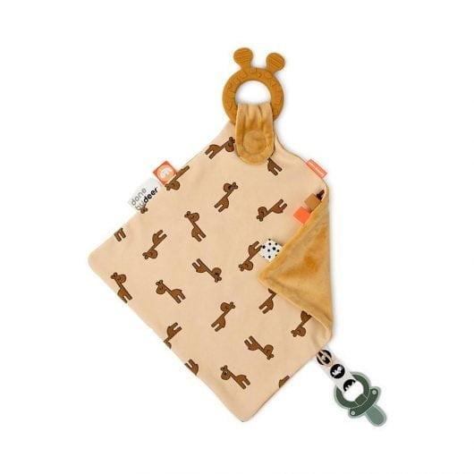 Done by Deer nusseklud med bidering - Raffi Mustard