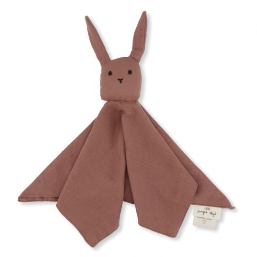Konges Sløjd nusseklud, Sleepy Rabbit - Cedar Wood