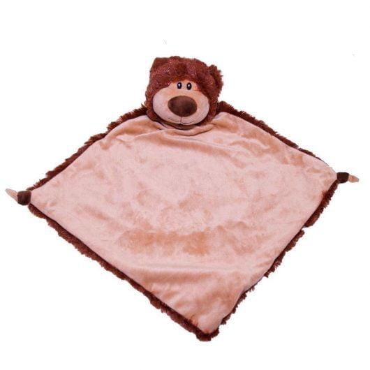 Nusseklud med navn - Bjørn fra Baby Cubbies