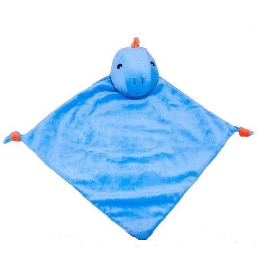 Nusseklud med navn - Dino fra Baby Cubbies