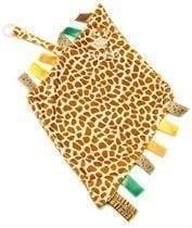 Nusseklud med sutteholder - Giraf