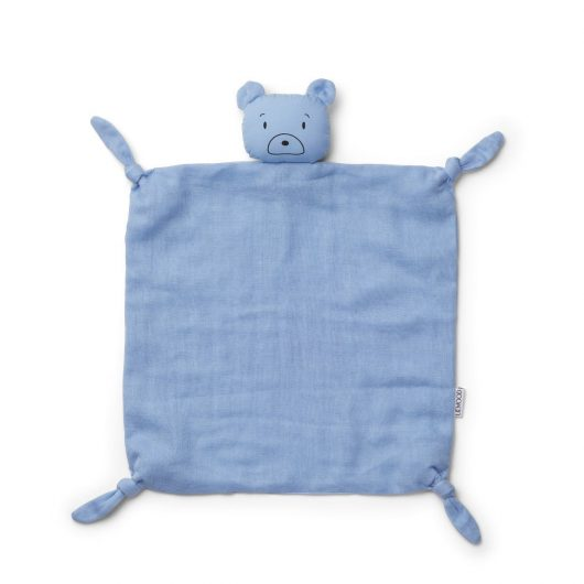 Liewood nusseklud, Agnete - Mr bear sky blue