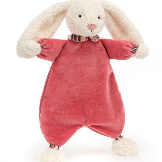 Jellycat Nusseklud - 28x18 cm - Lingley Bunny