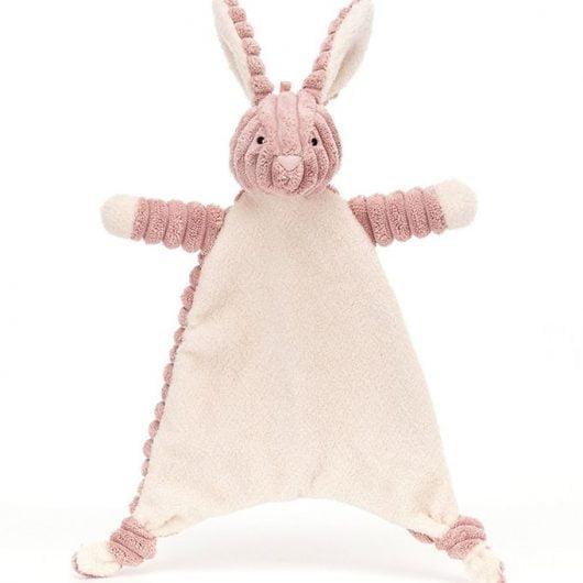 Jellycat Nusseklud - 28x22 cm - Cordy Roy Baby Bunny