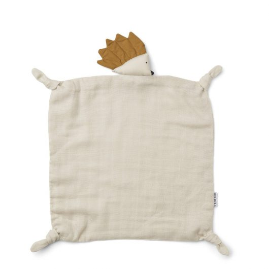 Liewood nusseklud, 35x35 - AGNETE - Hedgehog Sandy