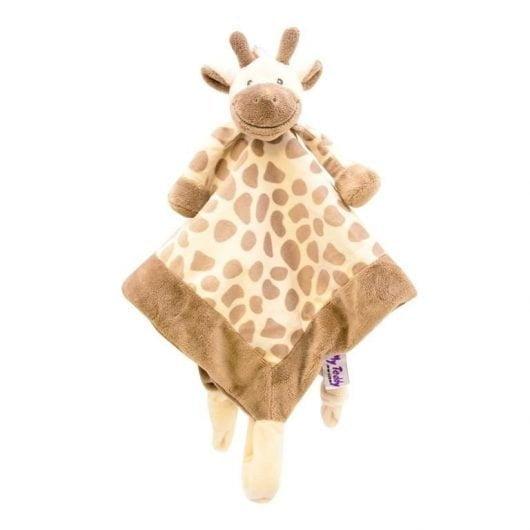 Nusseklud, Giraf, cream - My Teddy