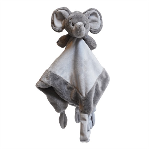Nusseklud, Min første elefant, grå - My Teddy