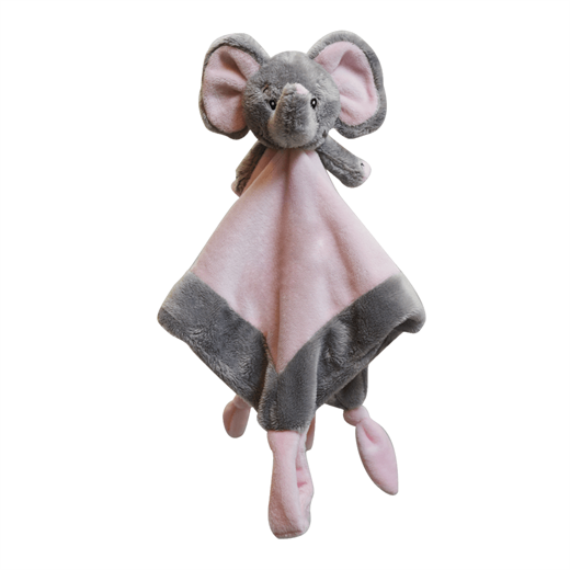 Nusseklud, Min første elefant, rosa - My Teddy