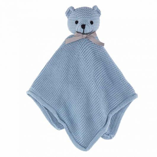 Vanilla Copenhagen Nusseklud Little Teddy - Blue Shadow