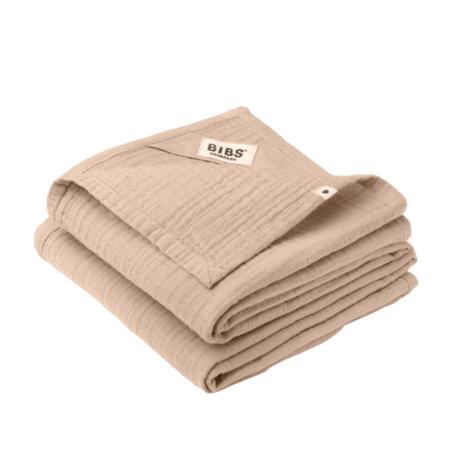 Bibs, Cuddle Cloth - 2 Pak, Nusseklud - Stofble - Multiklud, Blush