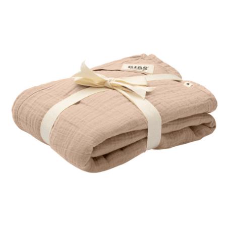 Bibs, Cuddle Swaddle - 1 Stk., Nusseklud - Stofble - Multiklud, Blush