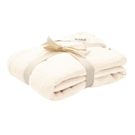 Bibs, Cuddle Swaddle - 1 Stk., Nusseklud - Stofble - Multiklud, Ivory