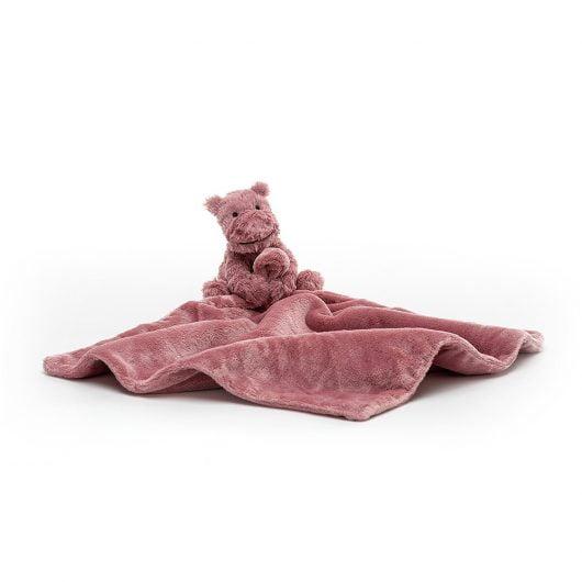 Jellycat nusseklud, Fuddlewuddel Flodhest