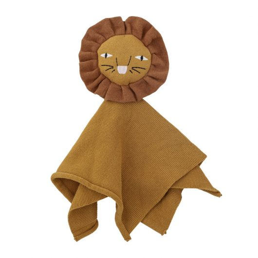 Nusseklud fra Bloomigville mini - Løve