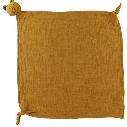Liewood Nusseklud - Mr. Bear Golden Caramel