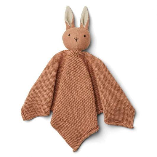 Liewood strikket nusseklud, rabbit tuscany rose