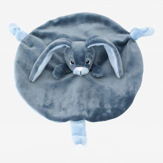 My Teddy nusseklud - Blå kanin
