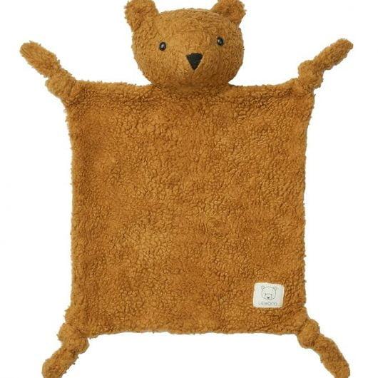 Liewood Nusseklud - Lotte - Mr. Bear Golden Caramel