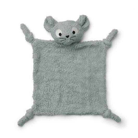 Liewood teddy nusseklud, Mouse - blue fog