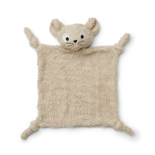 Liewood teddy nusseklud, Mouse - pale grey