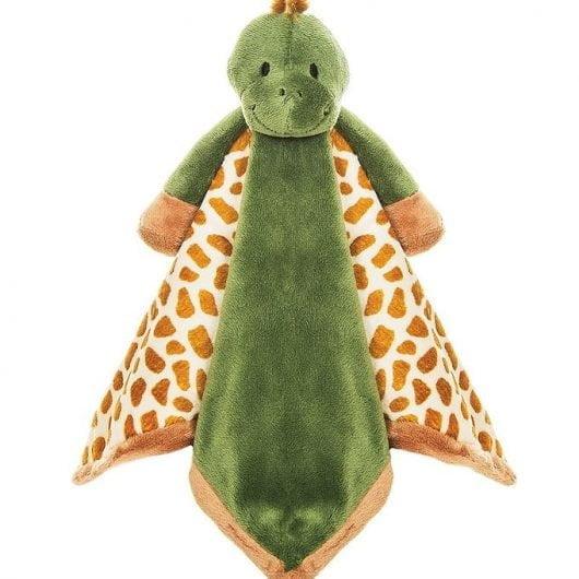 Teddykompaniet Nusseklud - Diinglisar - Skildpadde - Grøn